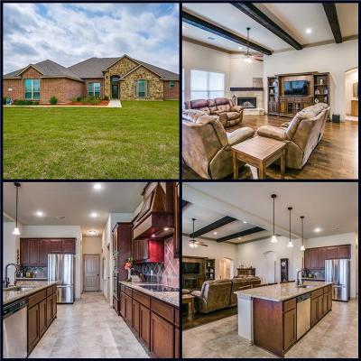 Wise County Single Family Home For Sale: 125 Heather Lane