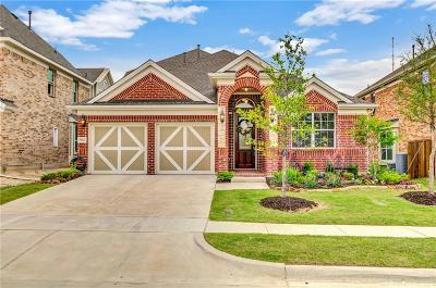 McKinney Single Family Home For Sale: 7716 Choctaw Lane