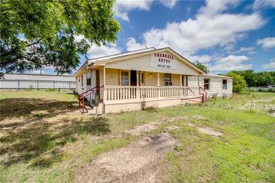 Crandall, Combine Single Family Home For Sale: 1258 County Road 4104
