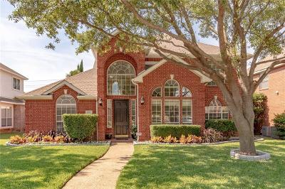 Plano Single Family Home For Sale: 6212 W Trace Drive