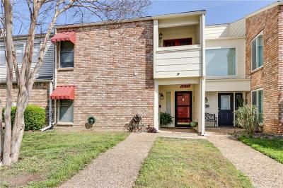 Grapevine Townhouse For Sale: 1674 Choteau Circle