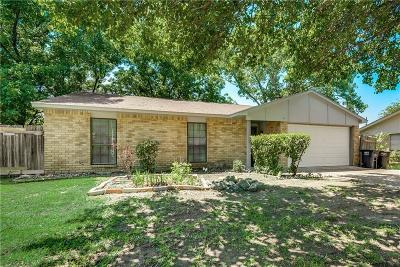 Fort Worth Single Family Home For Sale: 7532 Marlinda Circle