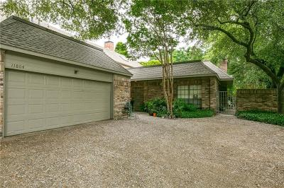 Single Family Home Active Option Contract: 11804 Forest Lakes Lane