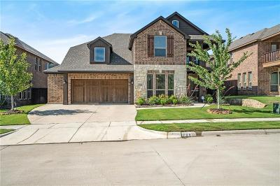 Aledo Single Family Home For Sale: 708 Paintbrush Court