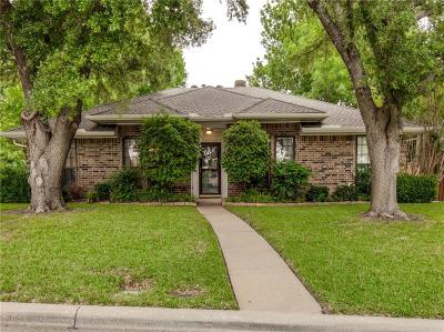 Rockwall Single Family Home For Sale: 1128 Bayshore Drive