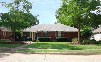 Allen Single Family Home Active Option Contract: 616 Hanover Drive