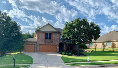 Burleson Single Family Home For Sale: 2695 Pinnacle Drive