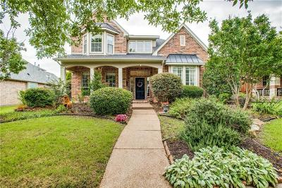 Lewisville Single Family Home For Sale: 1005 Damsel Caroline Drive