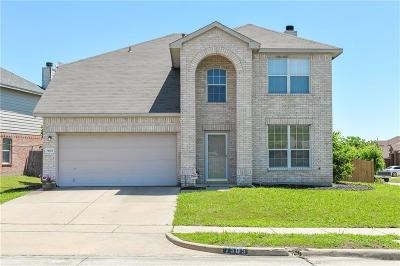 Single Family Home For Sale: 7505 Cresswell Drive