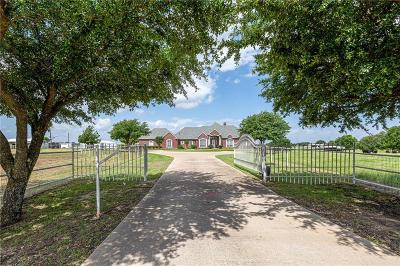 Rockwall Single Family Home For Sale: 1110 N Stodghill Road