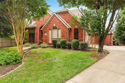 Collin County Single Family Home For Sale: 8200 Old Hickory Lane