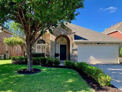 Keller Single Family Home Active Option Contract: 2206 Bayou Court