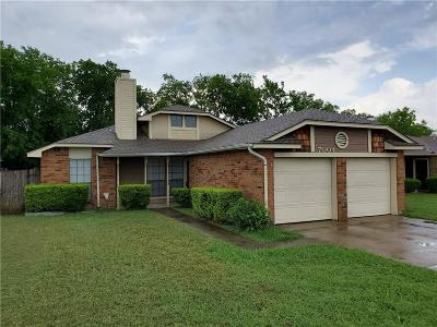 Single Family Home Active Option Contract: 7004 Ruby Drive
