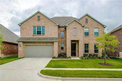 McKinney Single Family Home For Sale: 2120 Shrewsbury Drive