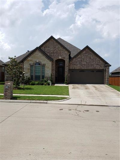 Waxahachie Single Family Home For Sale: 417 Sunset Court