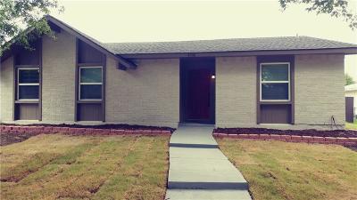 Plano Single Family Home For Sale: 4008 Rainier Road