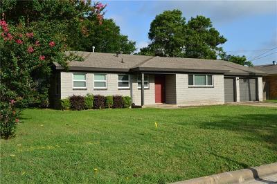 Benbrook Single Family Home For Sale: 1202 Estes