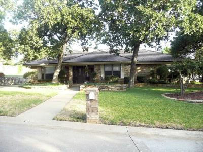 Trophy Club Single Family Home For Sale: 10 Lake Forest Drive