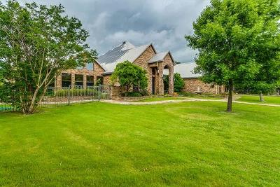 Weatherford Single Family Home For Sale: 110 Fredricksburg Court