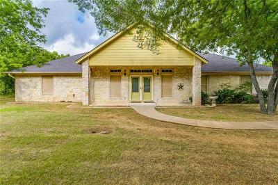 Joshua Single Family Home For Sale: 7821 County Road 915b