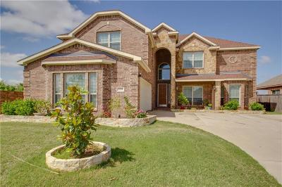 Grand Prairie Single Family Home For Sale: 7271 Cedro