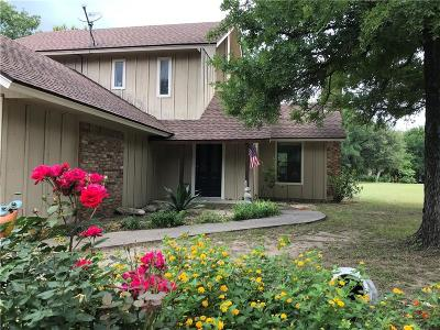 Hico Single Family Home Active Option Contract: 906 Liveoak Circle
