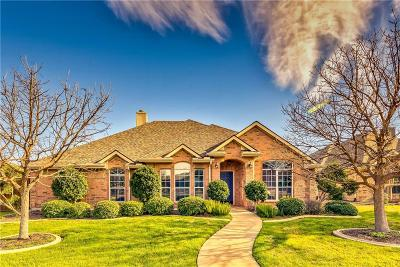 Frisco Single Family Home For Sale: 3748 Neptune Circle