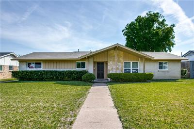 Farmers Branch Single Family Home For Sale: 3424 Pine Tree Circle