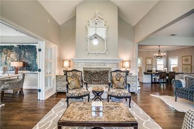 Lakewood Embassy Condos, Lakewood Estates, Lakewood Heights, Lakewood Heights Add, Lakewood Hills, Lakewood North Estates Single Family Home For Sale: 6950 Casa Loma Avenue