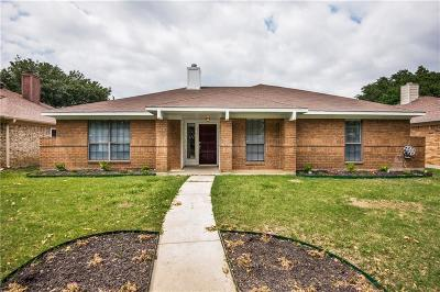 Coppell Single Family Home For Sale: 632 Phillips Drive