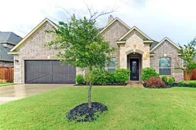Midlothian Single Family Home Active Option Contract: 438 Whispering Willow Drive