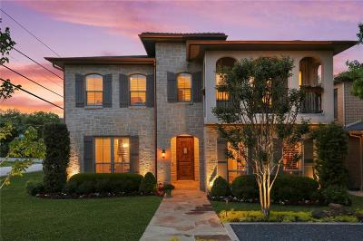 Dallas County Single Family Home For Sale: 8003 Deer Trail Drive