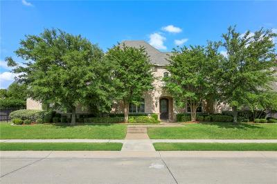 Colleyville Single Family Home For Sale: 7209 Braemar Terrace