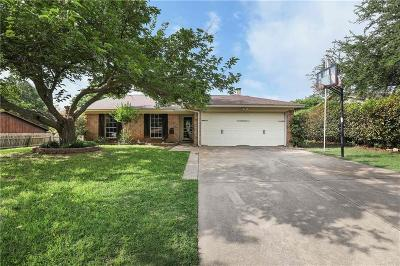 Benbrook Single Family Home For Sale: 1208 Augusta Road