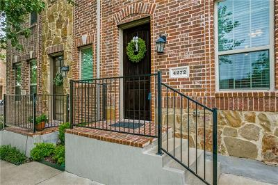 Carrollton Townhouse For Sale: 4272 Charles Street