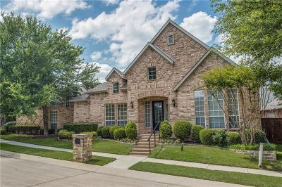 Mckinney Single Family Home For Sale: 7508 S Ballantrae Drive