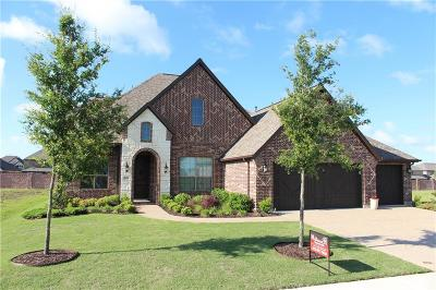 Celina Single Family Home Active Option Contract: 2814 Spring Creek Trail