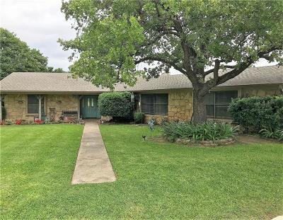 Poolville Single Family Home For Sale: 408 Lone Star Road