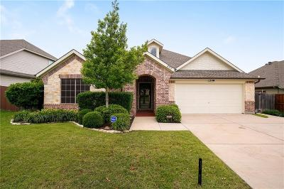 Denton Single Family Home For Sale: 2717 Clarendon Drive