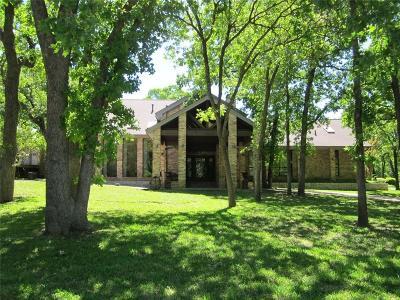 Keller Single Family Home Active Contingent: 401 Moonlight Lane