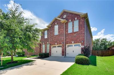 Lewisville Single Family Home Active Contingent: 1112 Annalea Cove Drive