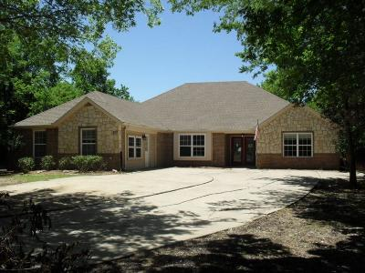 Farmersville Single Family Home For Sale: 877 Lester Burt Road