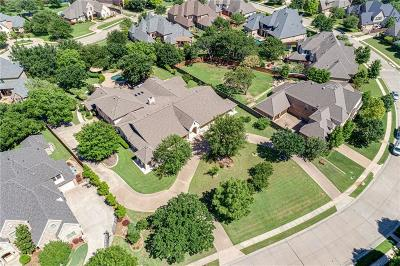 Colleyville Single Family Home Active Kick Out: 6110 Mustang Trail