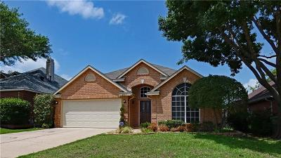 Flower Mound Single Family Home For Sale: 2517 Potomac Drive