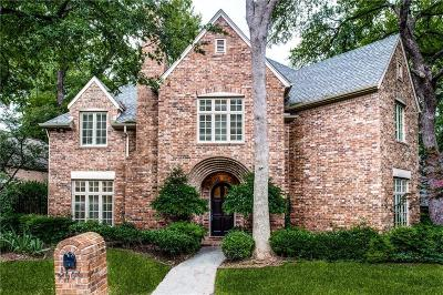 McKinney Single Family Home For Sale: 2606 Lexington Place