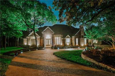 Flower Mound Single Family Home Active Kick Out: 4705 Nantucket Court
