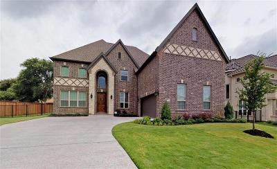 Flower Mound Single Family Home For Sale: 2601 Merryglen Lane