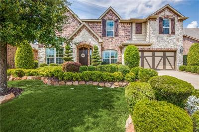 McKinney Single Family Home Active Option Contract: 4104 Oxbow Drive