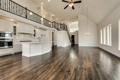 McKinney Single Family Home For Sale: 5209 Squeezepenny Lane