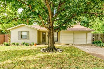 Irving Single Family Home Active Option Contract: 2018 Dewitt Street